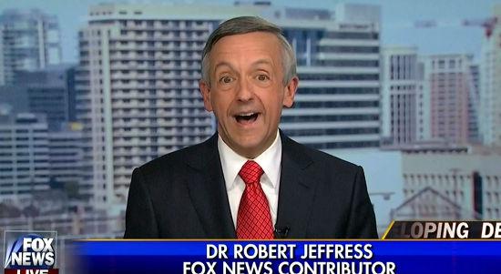 Image result for Robert Jeffress, pastor of First Baptist Dallas