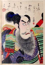 Kiyomasa Kato 3