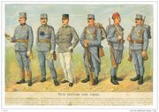 Austro-Hungarian uniforms
