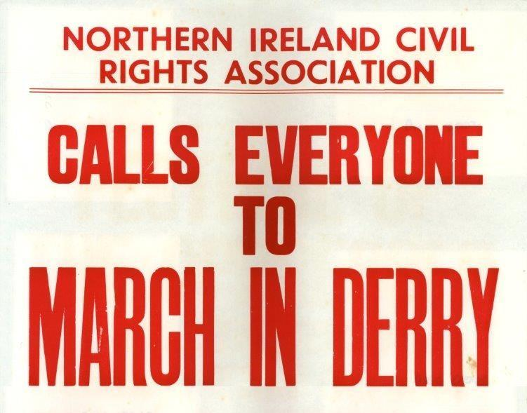 Image result for Northern Ireland Civil Rights Association