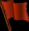 Socialist red flag