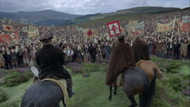Pilgrimage of Grace uprising