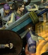 Su Fei battle