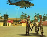 US troops 1984