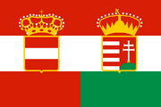 Flag of Austria-Hungary