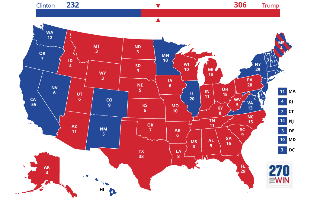 United States presidential election, 2016 | Total War: Alternate