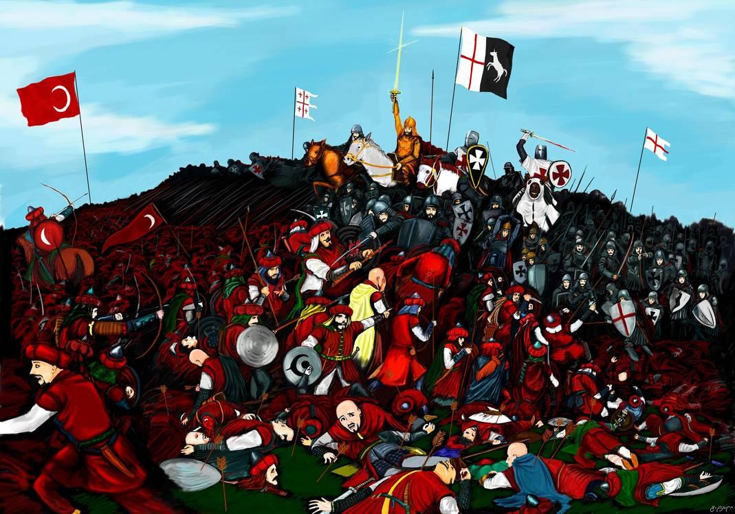Battle of Didgori   Historica Wiki   FANDOM powered by Wikia
