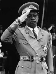 Mobutu general
