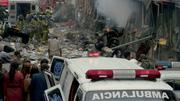 Bogota shopping center bombing