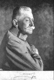 Conrad von Hotzendorf