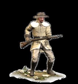 Pioneer Infantry