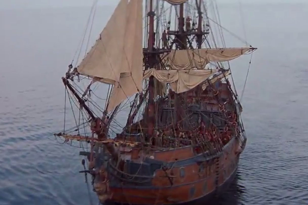 Morning Star (pirate ship) | Historica Wiki | FANDOM powered