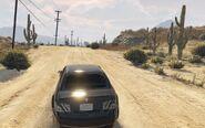 Grand Senora Desert dirt road