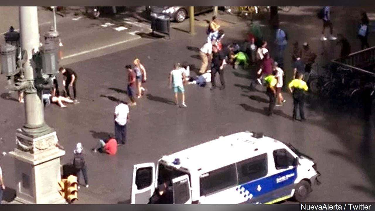 2017 Barcelona attacks