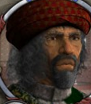 High Chief Qutham of Nefoud
