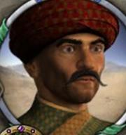 Emir Nasr of Tamimi Emirate