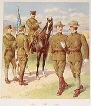 US Army 1887