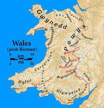 Sub-Roman Wales