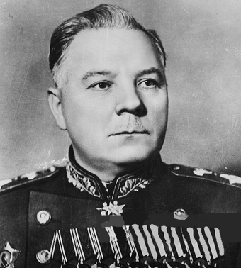 Kliment Voroshilov | Historica Wiki | Fandom