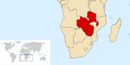 Rhodesia and Nyasaland location
