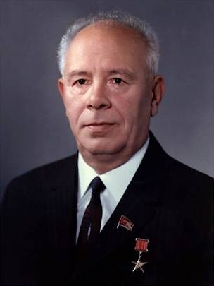 Nikolai Podgorny |