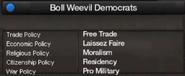 Boll Weevil Democrats