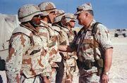 US troops Gulf War