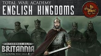 A Total War Saga Thrones of Britannia - The English Kingdoms