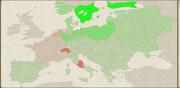 Mecklenburg Diplomacy Map NTW