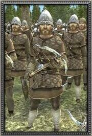 Mercenary Crossbowmen