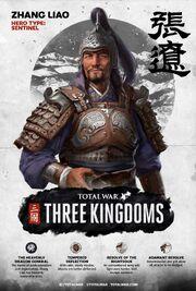 TW3K Zhang Liao
