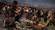 Teutoburg Forest Battle 1