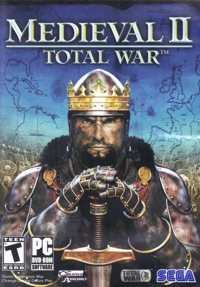 Continuing the Total War strategy franchise, Medieval II spans four and half centuries of the most turbulent and bloody era of Western history, encompassing the golden age of chivalry, the Crusades, the proliferation of gunpowder, the rise of professional armies, the Renaissance and the discovery of America.