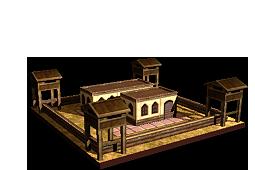 Provincial Barracks (Middle Eastern)