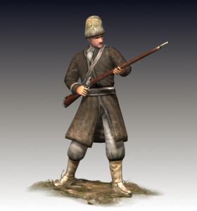 Cossack Infantry