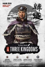 TW3K Han Sui