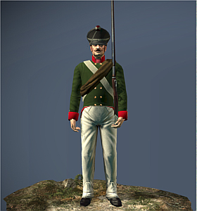 Russia Musketeers NTW