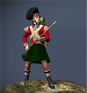 42nd Foot The Black Watch