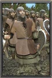 Mercenary Spearmen