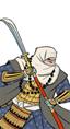 Naginata Warrior Monk Hero S2TW Icon