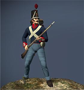 Spain Grenadiers NTW