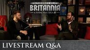 Total War THRONES OF BRITANNIA - Community Q&A With Jack Lusted