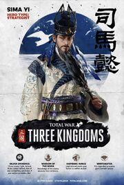 TW3K Sima Yi