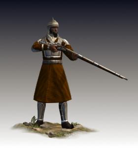 Sikh Musketeers