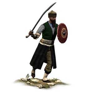 Islamic swordsmen