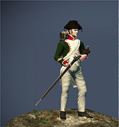 Revolutionary Infantry Milan NTW