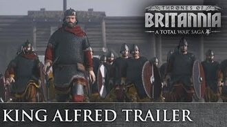 Total War Thrones of Britannia - Alfred The Great Trailer