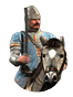 Circassian Armoured Cavalry Icon