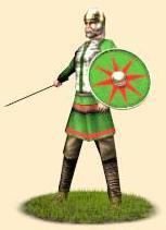 Gaulish Chosen Swordsmen