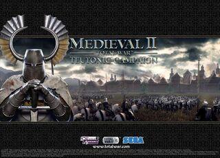 Medieval II Total War Teutonic